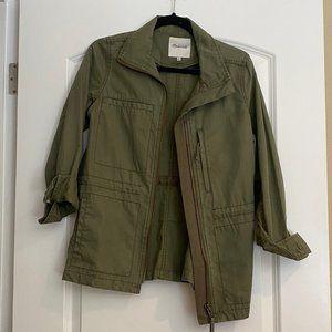 Madewell Dark Green Jacket